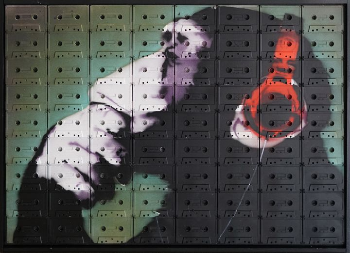Quality Control - 214 Graffiti