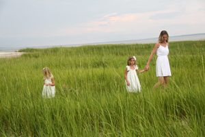 A walk in the Marshgrass