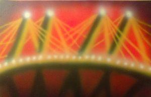 Yellow bridge - Jasenia