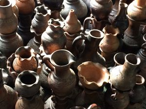 Champa pottery - Gevines