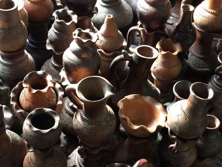 Champa pottery - Gevines