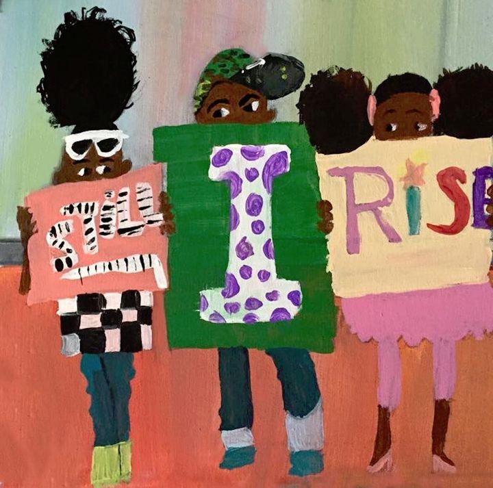 Stil I Rise - Camryns Creations
