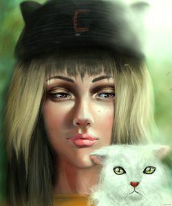 A Cat Person
