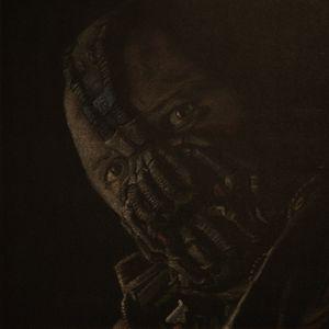 Original Tom Hardy as Bane
