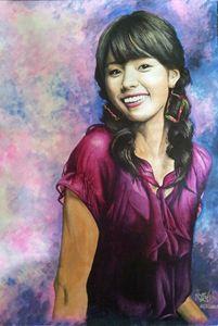 Korean actress - Han Hyo Joo