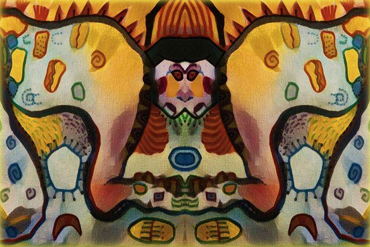 Like an Inca - Christoph