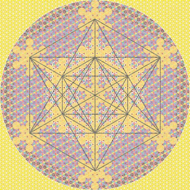 Complex creations - Art divinity