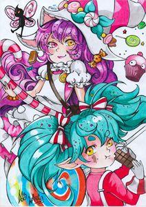 Poppy and Lulu