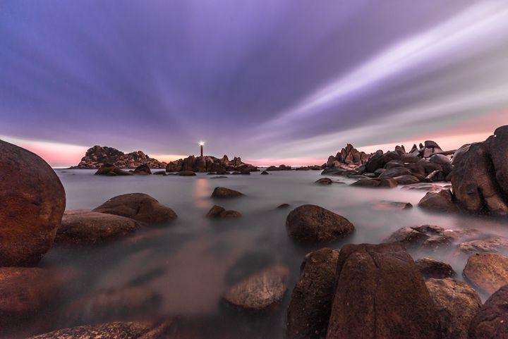 Kega Lighthouse - Vietnam beauty landscape