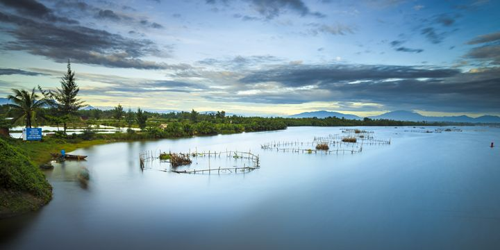 Cua Dai, Hoi An, Vietnam - Vietnam beauty landscape