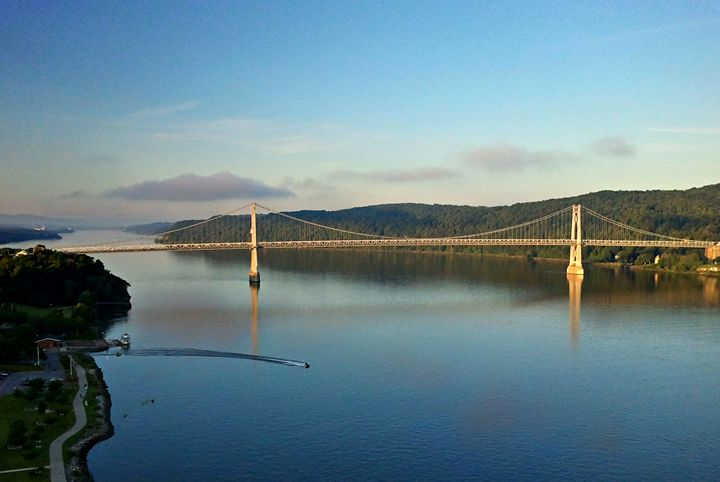 Mid Hudson Bridge - Colleen G. Drew Photography