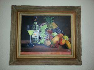 Wine & Fruits