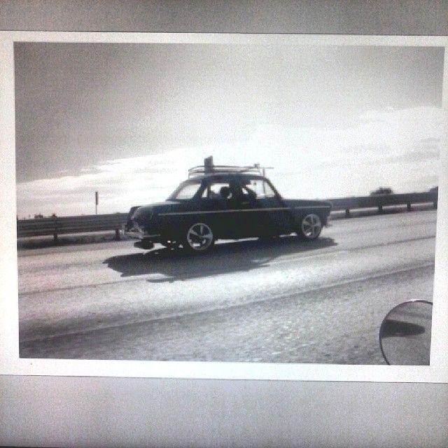 a Vw life on the road Photograph - ETNART Evan Thomas Niemann