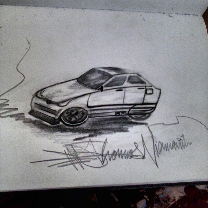 original drawing concept by Niemann - ETNART Evan Thomas Niemann