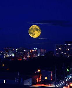 Halifax Night Sky