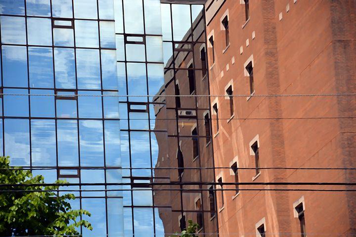 Building reflection #1 - Scott McKone