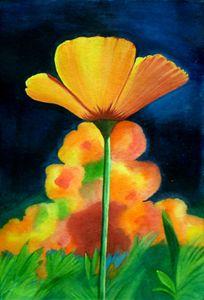 Floral Beauty- Original Painting