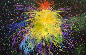 Spirit of Fortune- Original Painting