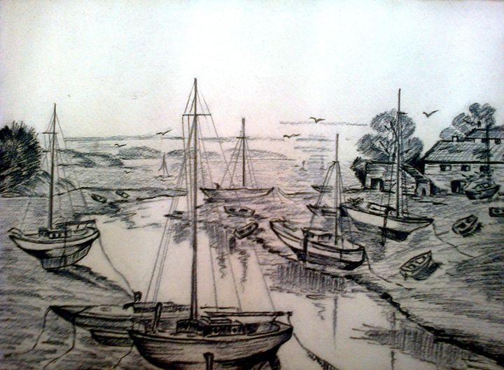 The Creek - FRANCO ARTS