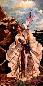 Veracruzana dancer