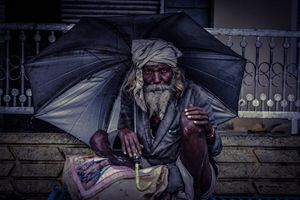 Life during monsoon