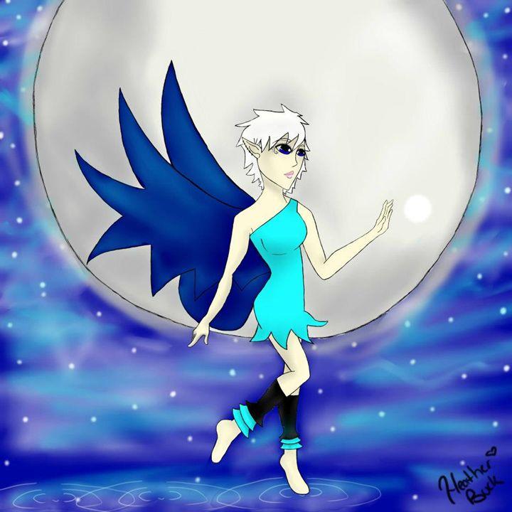 Serene Fairy - Heather Wilbourn