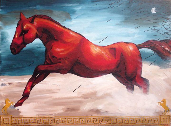 Khan - Zambrano Art