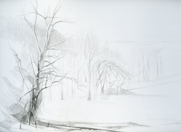 Winter Poetry - D. BRIGHT GALLERY