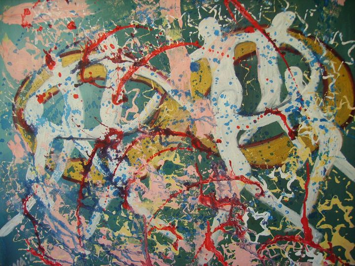 Infinity - Dina Zilberberg Gallery