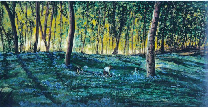 Blubell wood - Pedro Brock