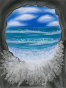 Waves in the Cave