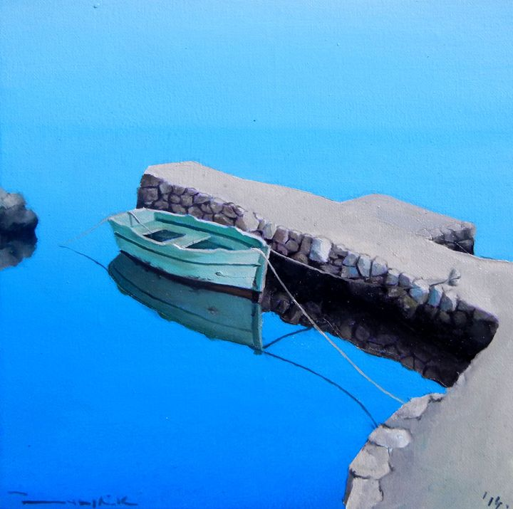 Deep blue sea - Dragan Culjak