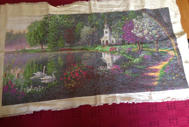 The Sanctuary - Tapestries of Kameliya