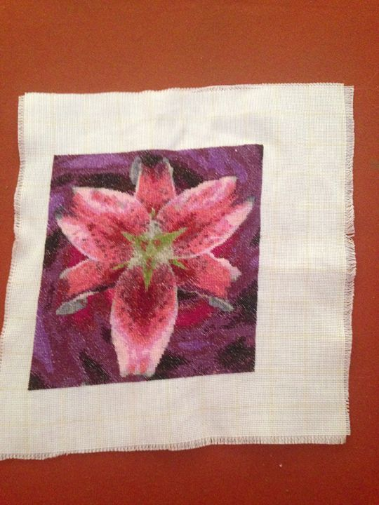 Star Flower - Tapestries of Kameliya