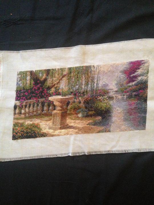 The Fragnant Garden - Tapestries of Kameliya
