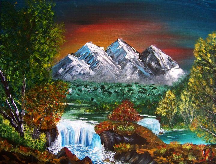 Mountain Retreat - Yolanda Klem