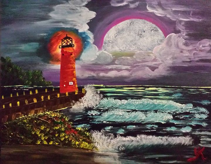 Kensoha Lighthouse - Yolanda Klem