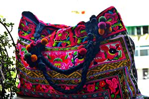 Vintage banjara bag boho gypsy
