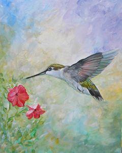Delaware Hummingbird