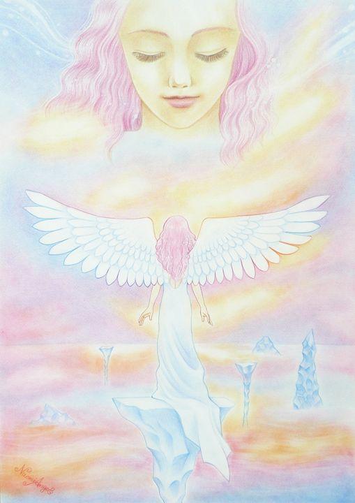 Heaven - Angel - Naomi Angel