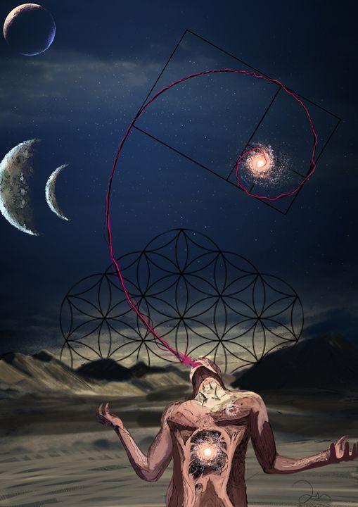 Secrets of our universe - Darryn's mind portal