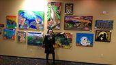 """Carol Lisa Lozito, """"Painter for the Endangered Spe"""