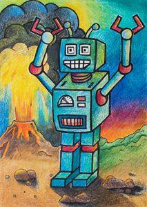 Doomsday Robot - Parker Maimbourg