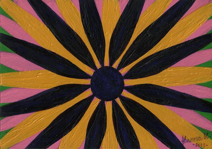 PsycheMystic Flower - HannaKhash Art