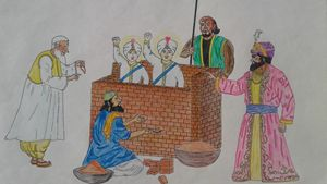 Martyrdom of chhote saahibzaade