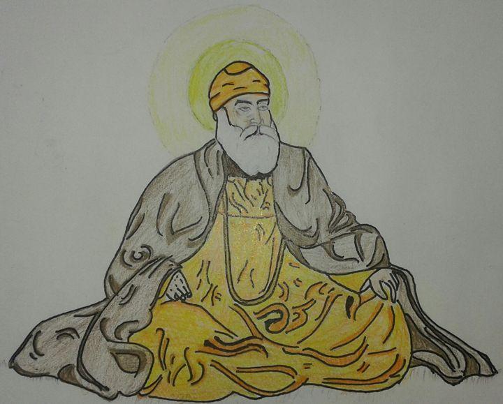 Guru nanak dev ji - Yatharth Jaggi
