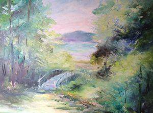 Bridge at Indian Lake