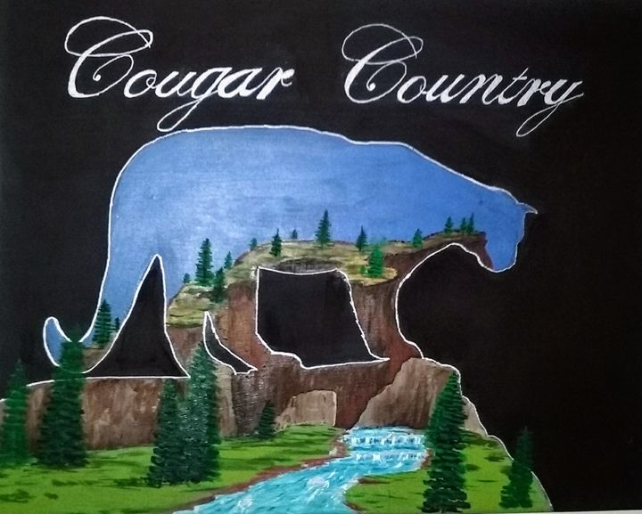Cougar Country - Joe Snyder