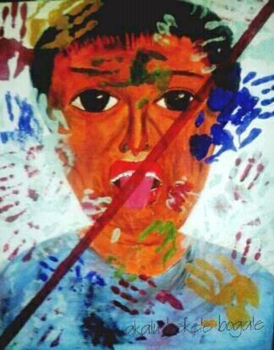 stop child trafficking - Akalu bekele
