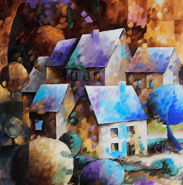 Village 073 - Beatrice BEDEUR